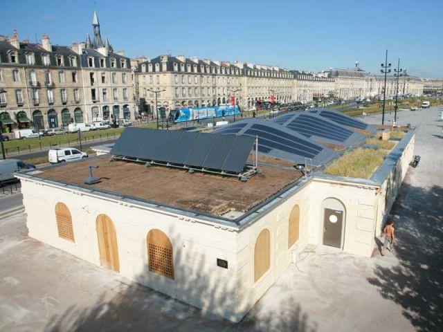 Une éco-réhabilitation exemplaire - Une Maison écocitoyenne pour Bordeaux