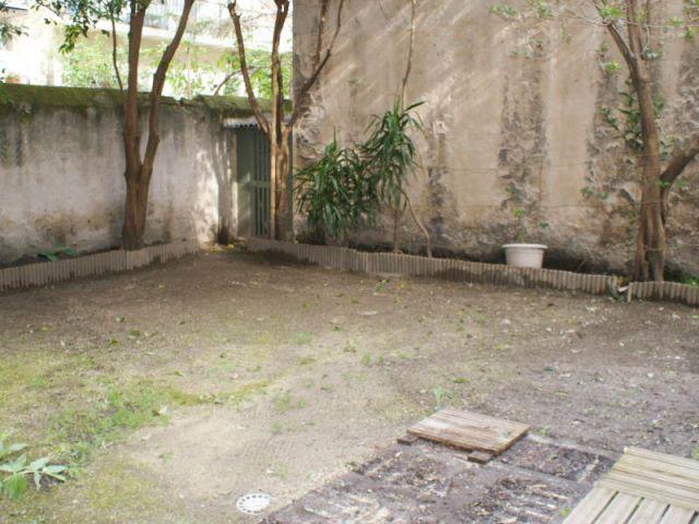 Avant - Reportage - un jardin urbain