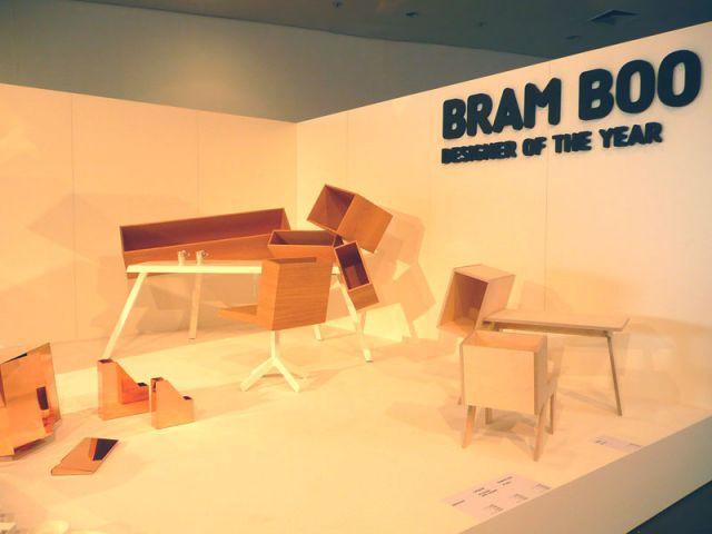 Bram Boo - Bram Boo, designer de l'année