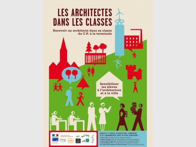 Suite de l'interview - architectes dans les classes