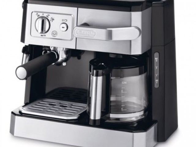 Machine combinée expresso-filtre BCO - De'Longhi - Machines à café