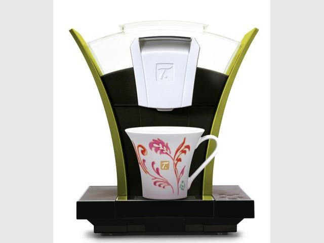 Machine à capsules de thé Spécial T - Nestlé - Machines à café