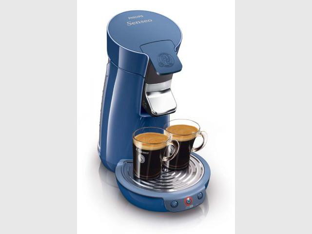 Machine à dosettes Senseo Quandrante - Philips - Machines à café