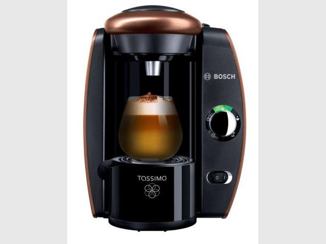Machine à dosettes T40 - Tassimo - Machines à café