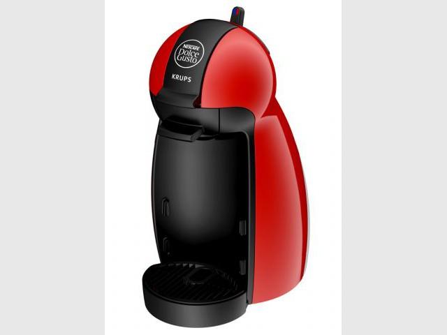 Machine à capsules Piccolo - Nescafé Dolce Gusto - Machines à café