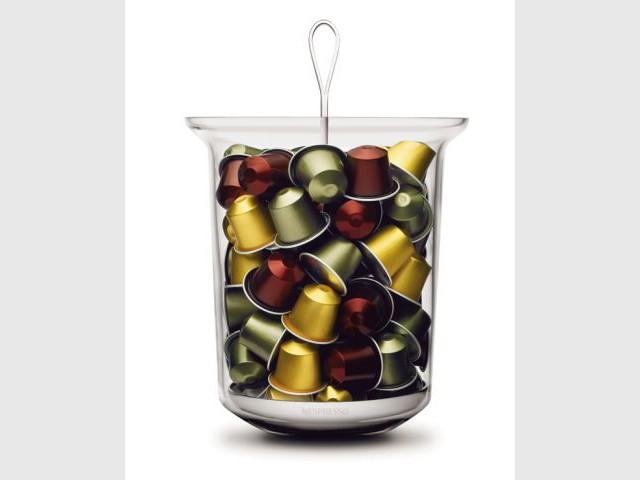 La coupe minimaliste - Supports pour capsules
