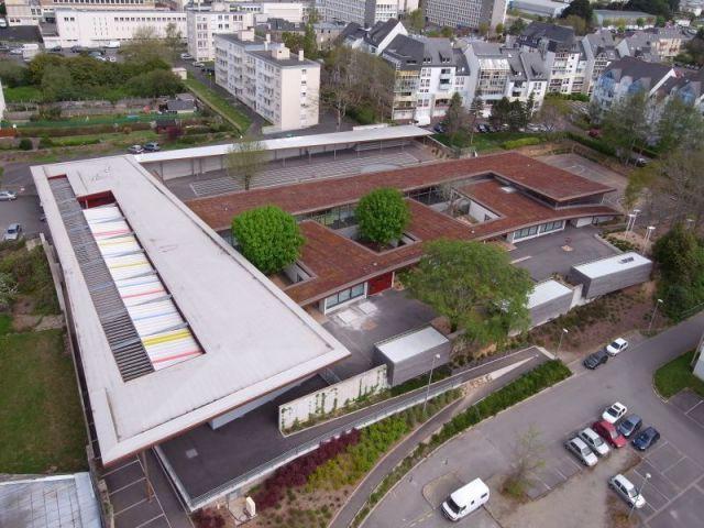Catégorie : Equipements publics - Prix architecture bretagne
