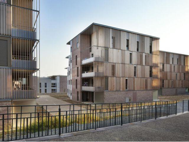 Catégorie : Habitat collectif - Prix architecture bretagne