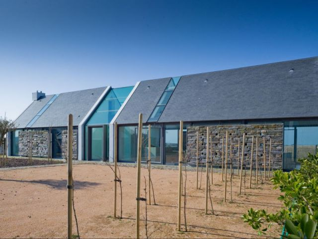 Catégorie : Habitat individuel - Prix architecture bretagne