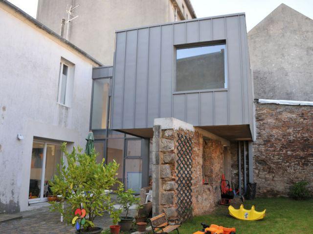 Catégorie : extension-réhabilitation - Prix architecture bretagne