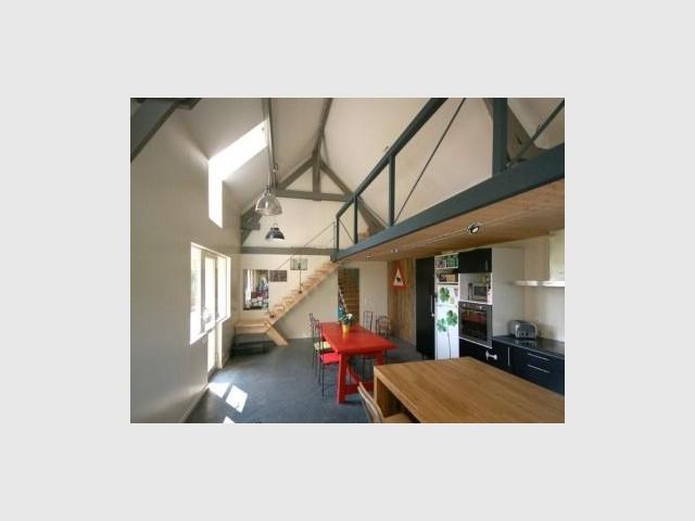 Cuisine - Salle à manger - Reportage extension maison