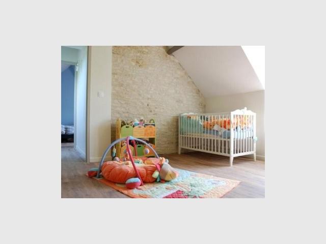 Chambre enfant - Reportage extension maison