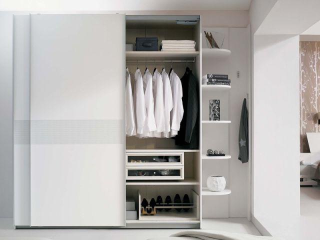 Rangements intérieurs et extérieurs - Dressing