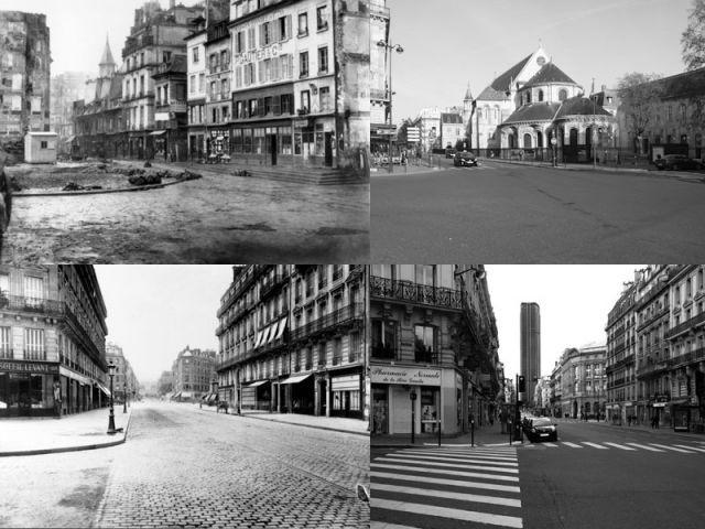 Paris Avant-après