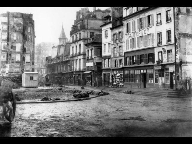 rue réaumur - Marville