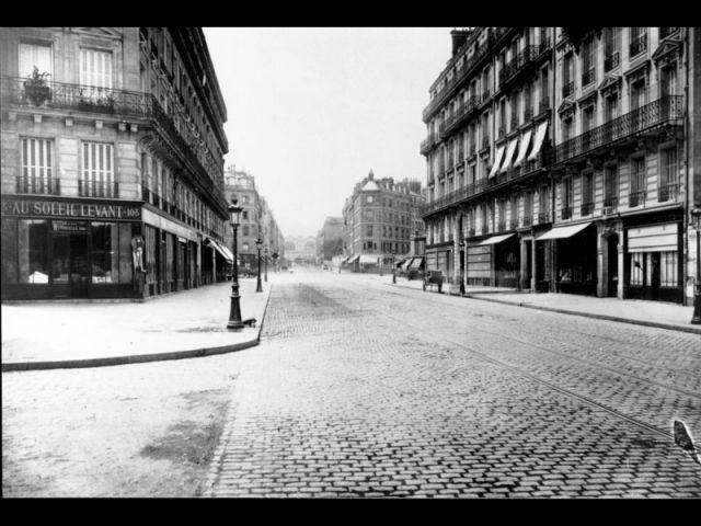 Rue de Rennes - Marville