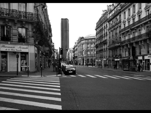 Rue de Rennes - aujourd'hui
