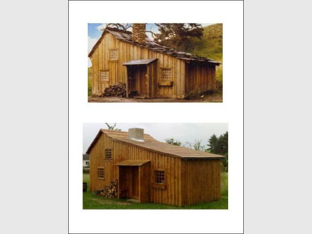 Comparaison - petite maison dans la prairie