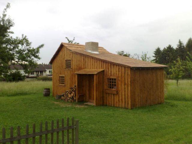 Havre de paix - petite maison dans la prairie