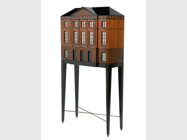 Temperance Hall - Drinking Cabinet - Taillardat
