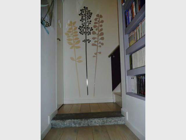Vers l'étage... - Rénovation ébénisterie
