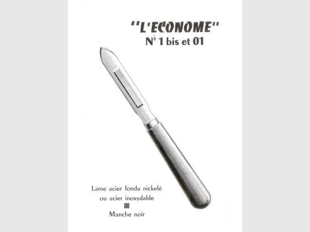 Un modèle inégalé - Thérias et l'Econome - Esprit de Thiers