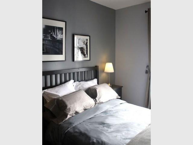 Chambre - Appartement parisien hôtel