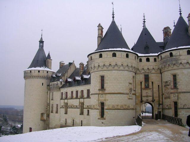 Domaine de Chaumont - Le château - Val de Loire