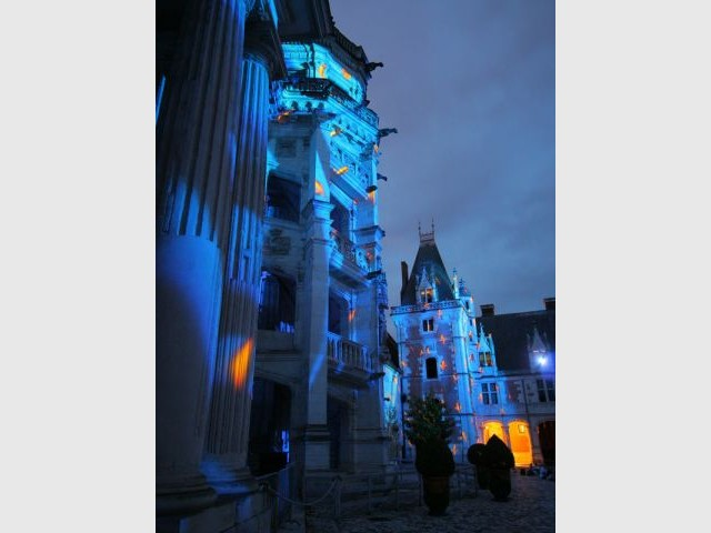 Château de Blois - Son et lumières - Val de Loire