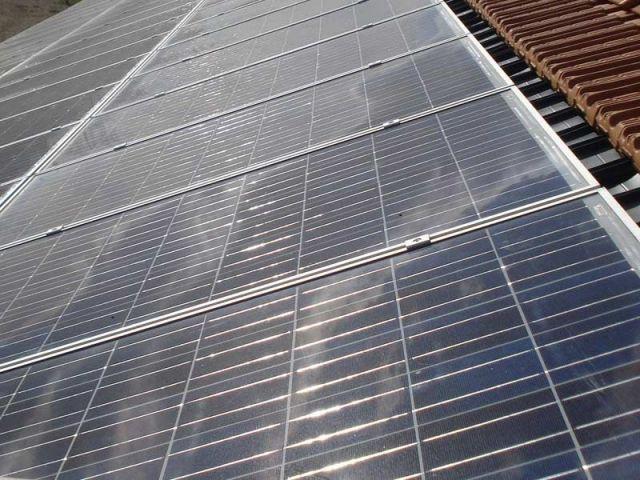 Panneaux solaires - photovoltaique