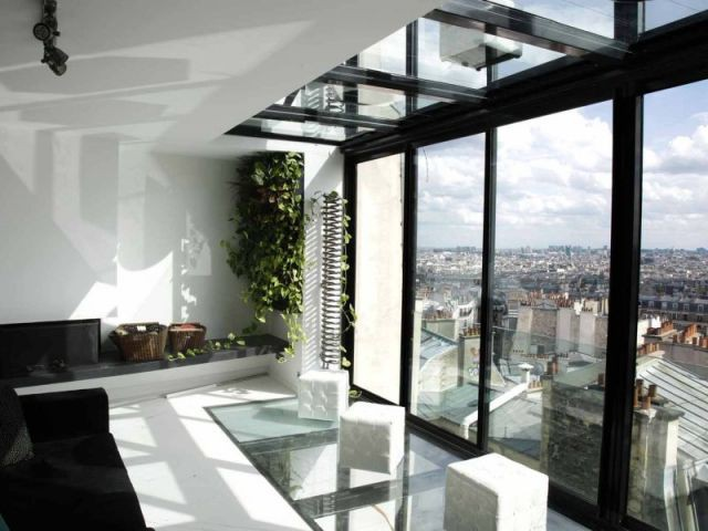 Une transparence totale - Appartement Jean Paul Lubliner