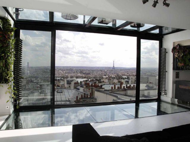 Vue imprenable - Appartement Jean Paul Lubliner