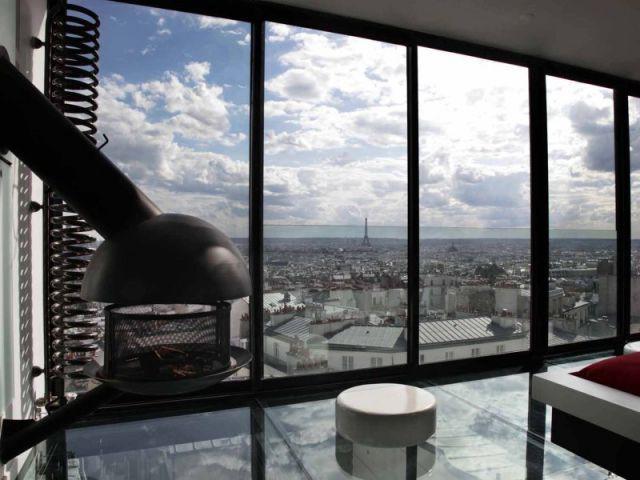 Un appartement aux frontières du réel (suite) - Appartement Jean Paul Lubliner