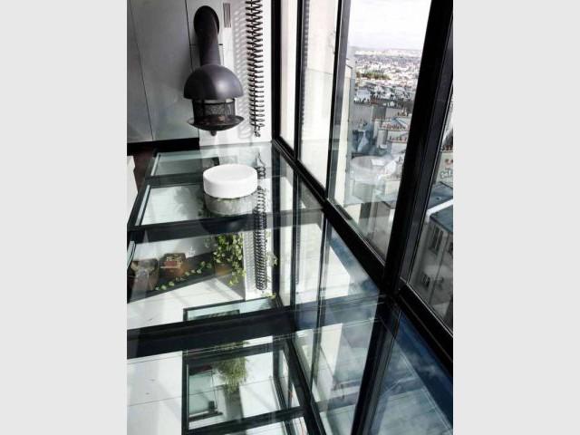 Vue directe - Appartement Jean Paul Lubliner