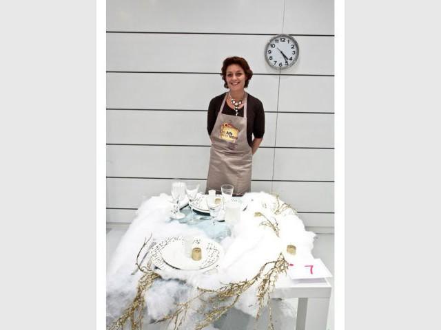 Sophie Roux - Grand prix des arts de la table