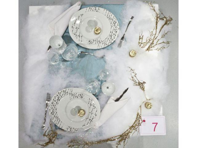 La table de Sophie - Grand prix des arts de la table