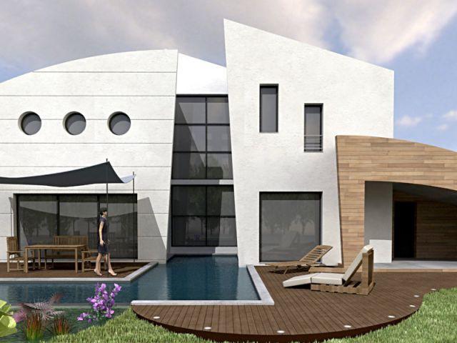 des constructions neuves exemplaires. Black Bedroom Furniture Sets. Home Design Ideas