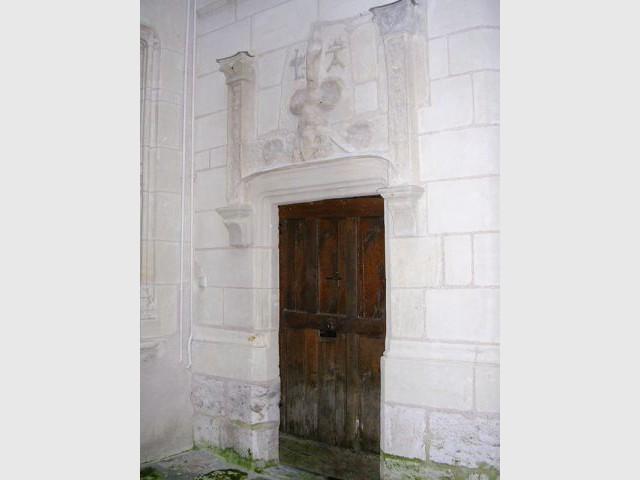 Façade - Gîte Blois