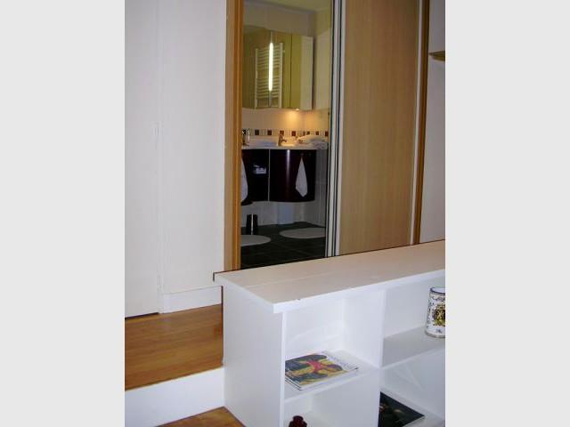 Salle de bains - Gîte Blois