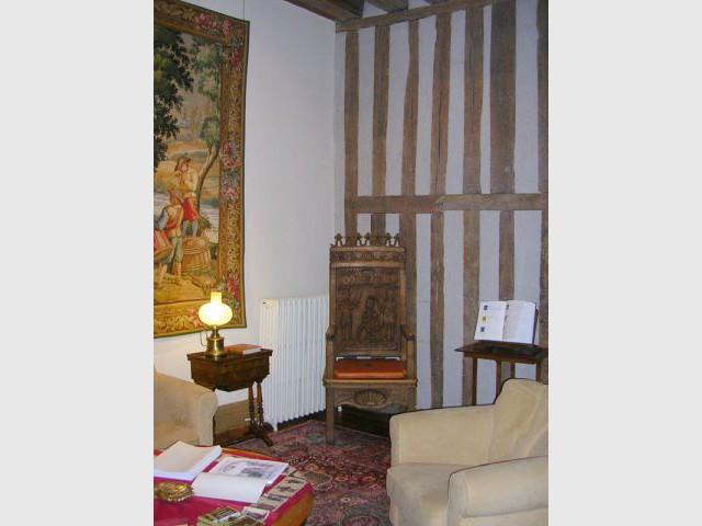 Trône - Gîte Blois
