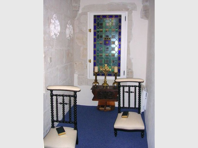 Oratoire - Gîte Blois