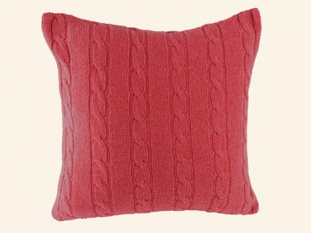 Coussin - Tricot