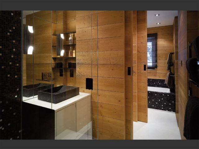 alexandra de pfyffer une d coration de chalets intemporelle. Black Bedroom Furniture Sets. Home Design Ideas