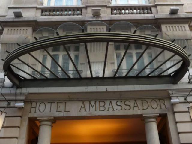 hôtel Ambassador de Paris Opéra