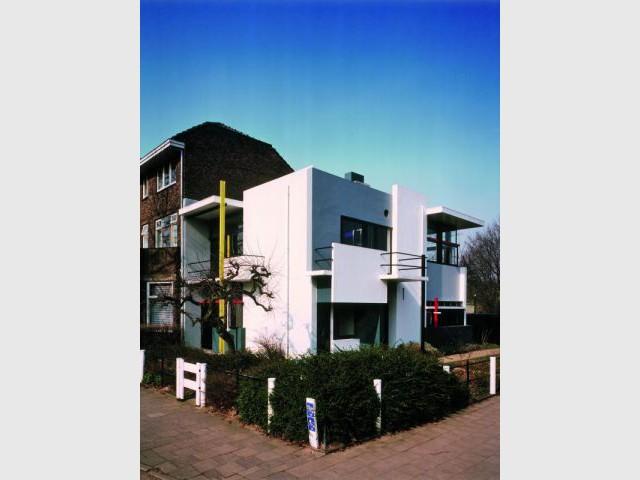 Maison Schröder - Expo Mondrian