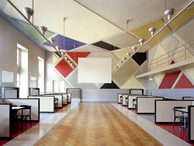 L'Aubette - Expo Mondrian