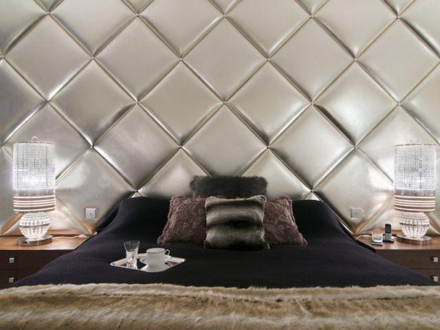 Un appartement où tout est luxe et raffinement (suite) - Appartement rue Hoche