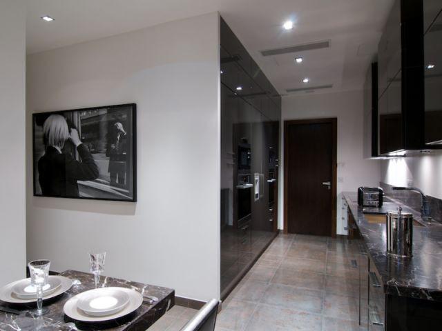 Cuisine - Appartement rue Hoche