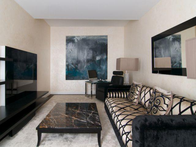 Suite Master - Salon - Appartement rue Hoche