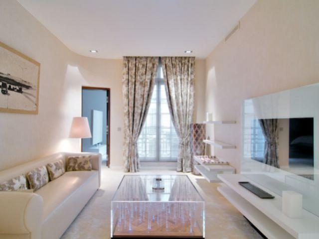 Suite Mademoiselle - Salon - Appartement rue Hoche